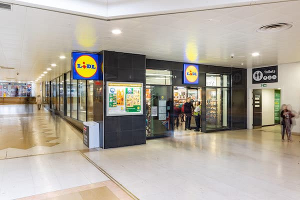 Lidl has arrived at St Anns