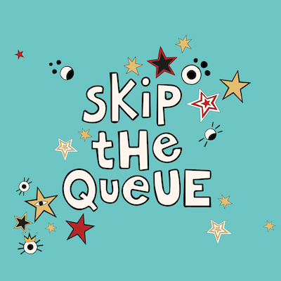 Skip the Queue with Clarks